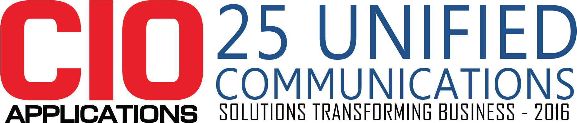 Top 25 Unified Communication Solutions Companies Transforming Business - 2016