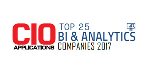 Top 25 BI and Analytics Companies 2017