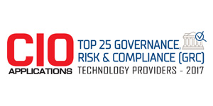 Top 25 Governance, Risk and Compliance (GRC) Technology Providers - 2017