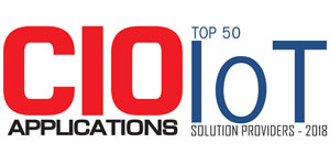 Top 50 IoT Solution Providers - 2018
