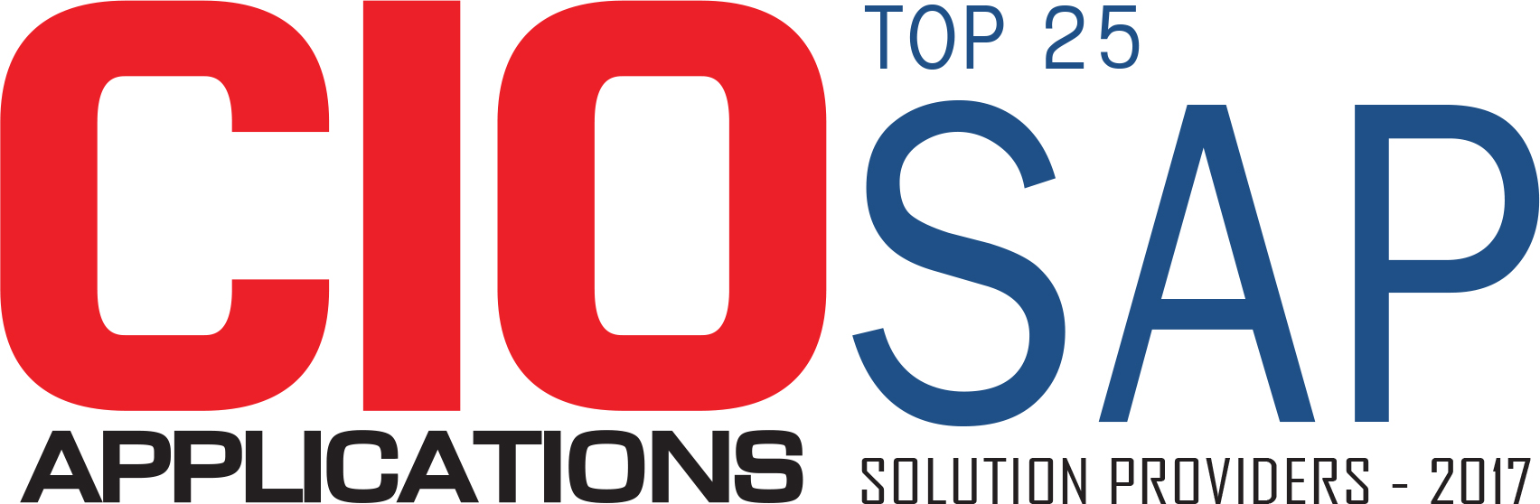 Top 25 SAP Solution Providers Companies - 2017