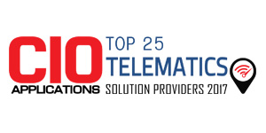 Top 25 Telematics Solution Providers - 2017