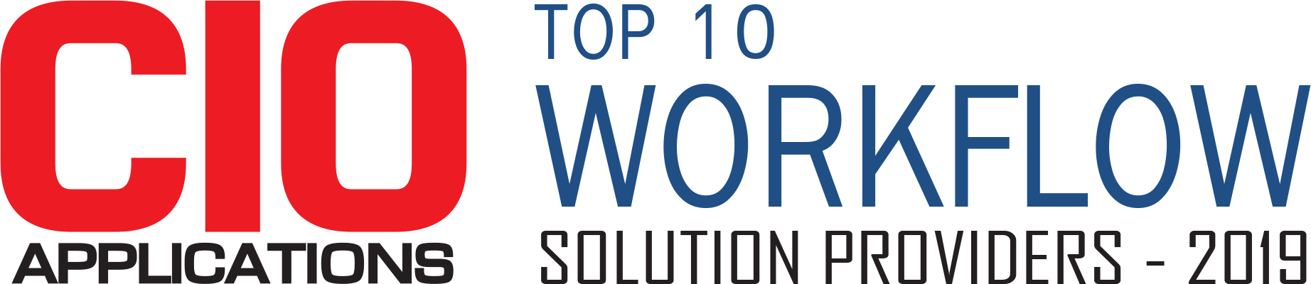 Top 10 Workflow Solution Companies - 2019