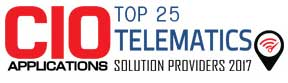 Top 25 Companies Providing Telematics Solution  - 2017