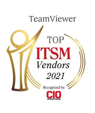 Top 10 ITSM Vendors - 2021