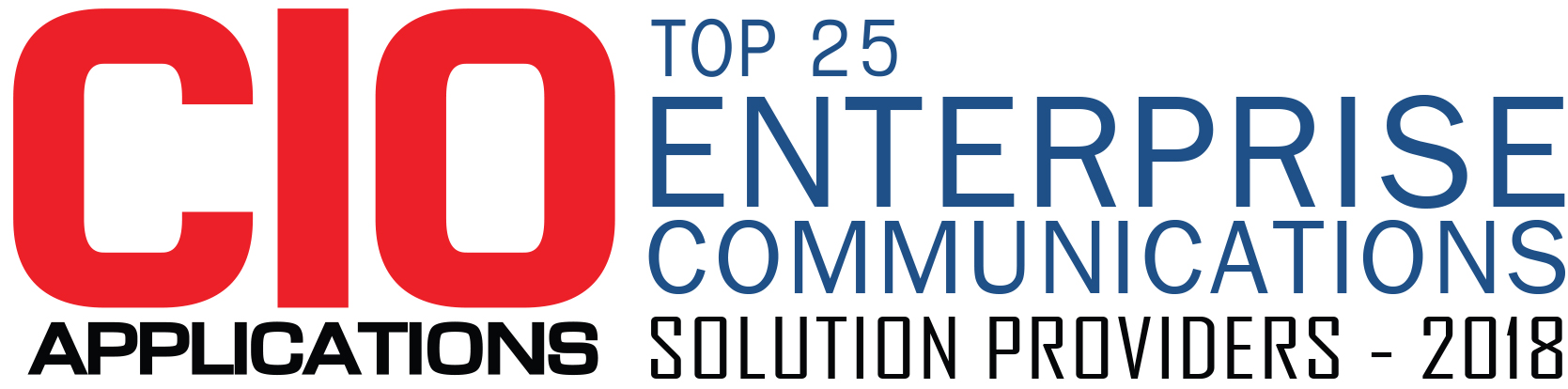 Top 25 Companies Providing Enterprise Communications Solution  - 2018