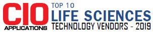 Top 10 Life Sciences Technology Vendors - 2019