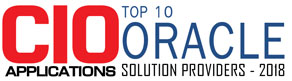 Top 10 Oracle Solution Providers - 2018