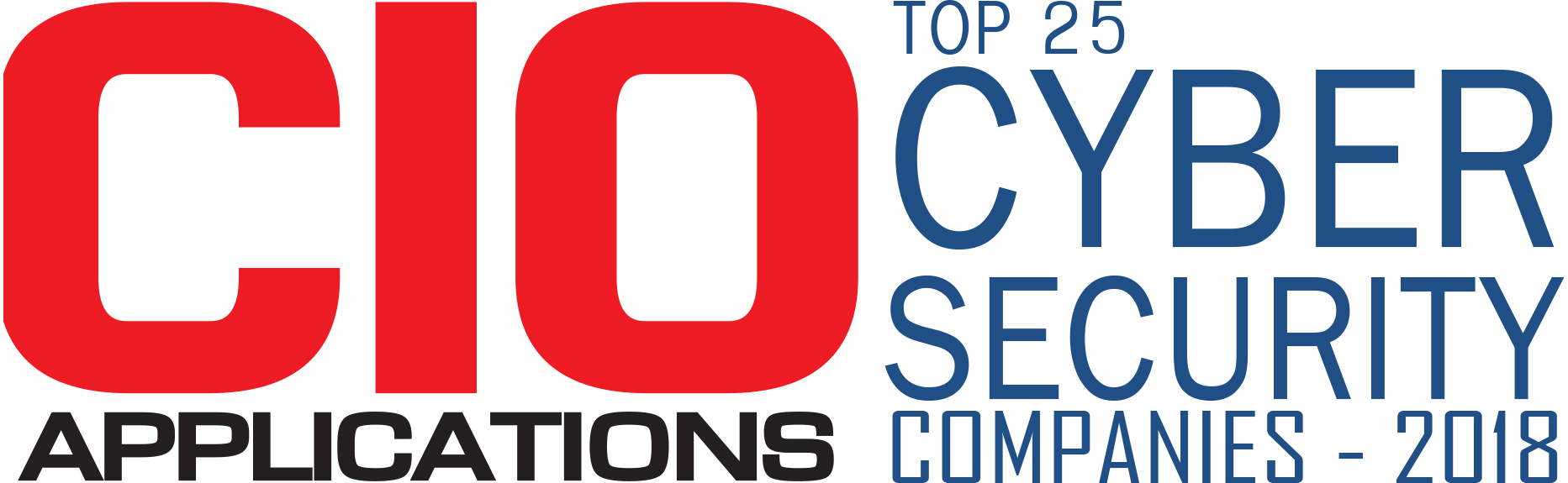 Top 25 Cyber Security Companies - 2018