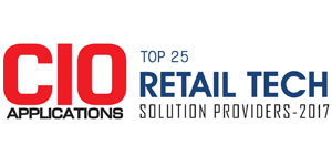 Top 25 Companies Providing Retail Technology Solution  - 2017