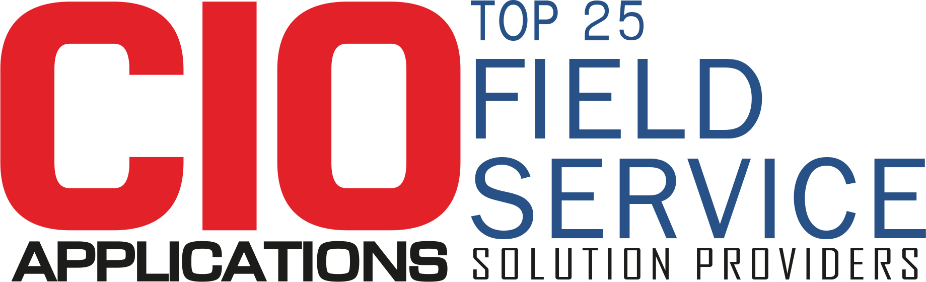 Top 25 Field Service Solution Providers - 2018