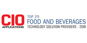 Top 25 Food & Beverages Technology Solution Providers - 2018