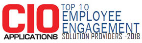 Top 10 Companies Providing Employee Engagement Solution  - 2018
