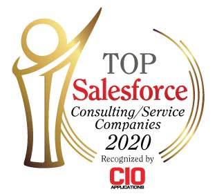 Top 10 Salesforce Consulting/Services Companies - 2020