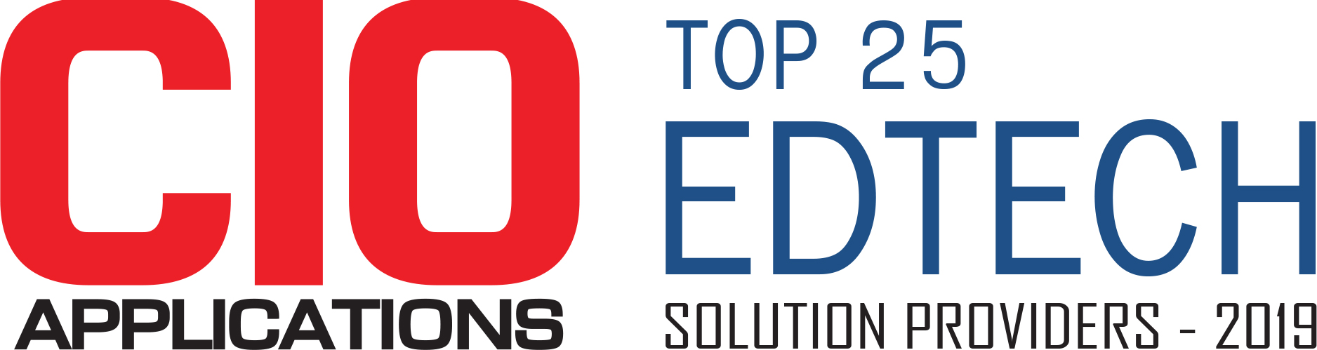 Top 25 EDTech Solution Companies - 2019