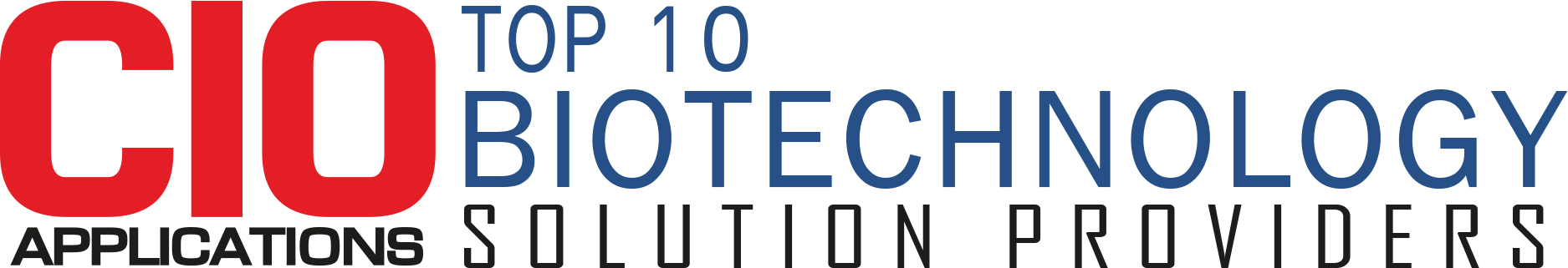 Top 10 Biotechnology Solution Companies - 2018