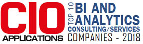 Top 10 Companies Providing BI and Analytics Consulting/Services  - 2018