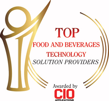 top food and beverages tech companies