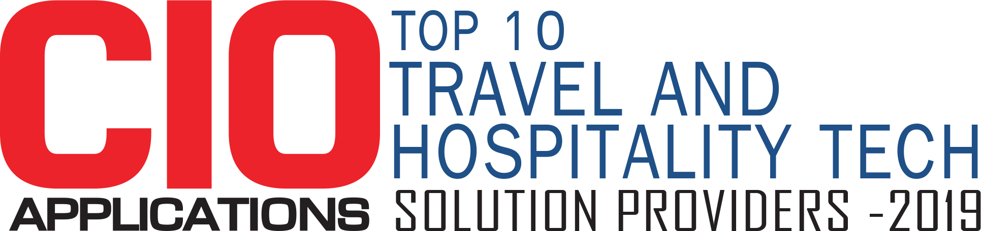 Top 10 Travel and Hospitality Tech Solution Providers - 2019