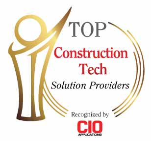 Top 10 Construction Tech Solution Companies  2020