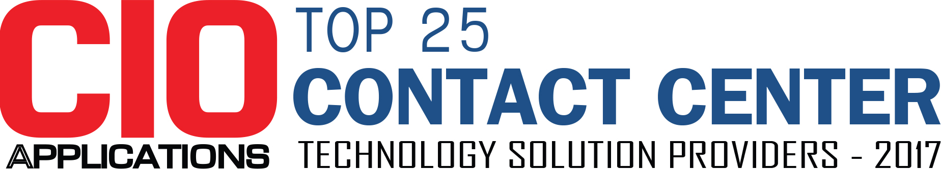 Top 25 Contact Center Technology Solution Companies - 2017