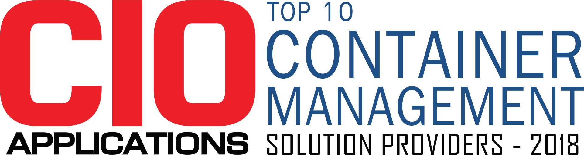 Top 10 Companies Providing Container Management Solution  - 2018