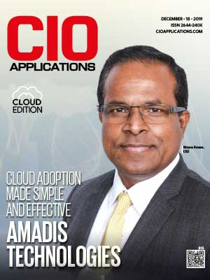 Amadis Technologies: Cloud Adoption Made Simple and Effective