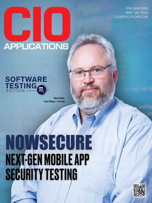 NowSecure: Next-Gen Mobile App Security Testing