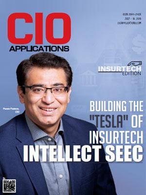 Top Insurtech Companies digital magazine