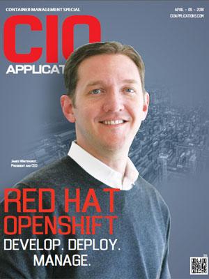 Red Hat Openshift: Develop. Deploy. Manage.