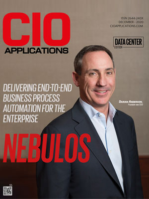Nebulos: Delivering End-To-End Business Process Automation for the Enterprise