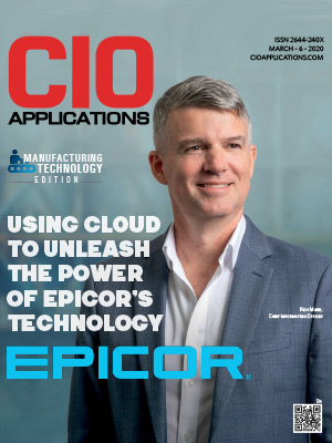 EPICOR: Using Cloud To Unleash the Power of Epicor's Technology