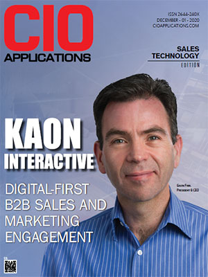 KAON Interactive: Digital-first B2b Sales and Marketing Engagement
