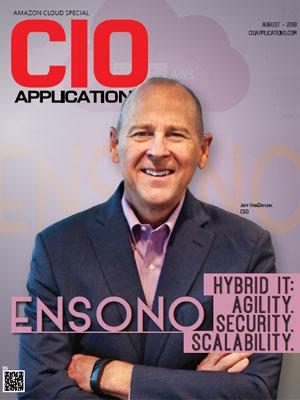 Ensono Hybrid IT: Agility. Security. Scalability.