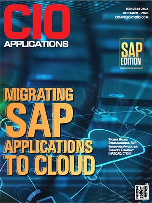 Migrating SAP Applications to Cloud