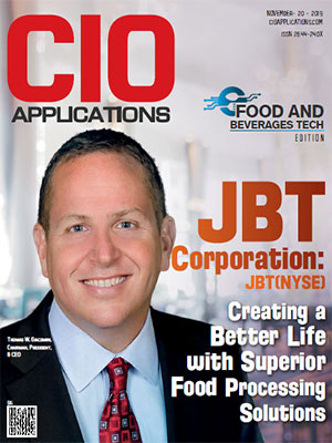 JBT Corporation:JBT(NYSE) - Creating a Better Life with Superior Food Processing Solutions