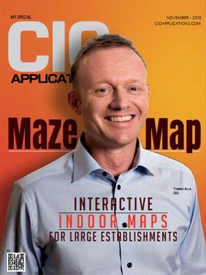 MazeMap: Interactive Indoor Maps For Large Establishments