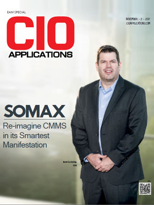 SOMAX: Re-imagine CMMS in its Smartest Manifestation