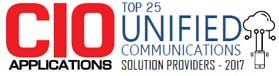Top 25 Companies Providing Unified Communications Solution  - 2017