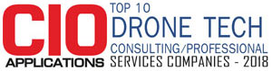 Top 10 Companies Providing Drone Tech Consulting/Professional Services  - 2018