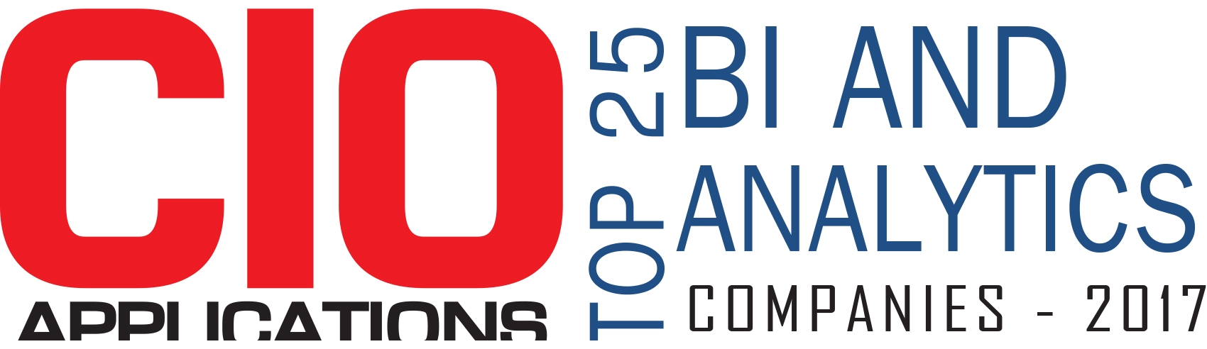 Top 25 BI and Analytics Companies - 2017