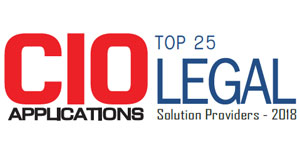 Top 25 Legal Solution Providers - 2018