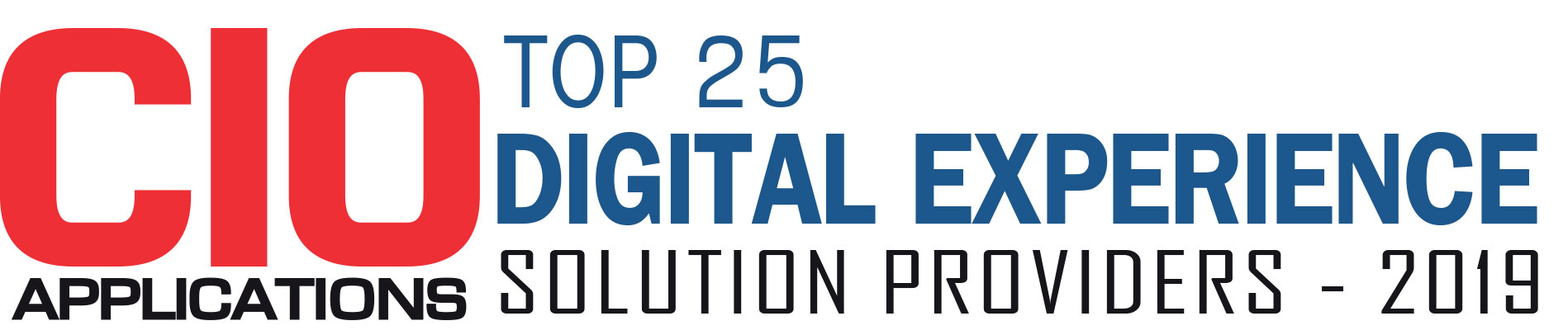 Top 25 Digital Experience Solution Companies - 2019