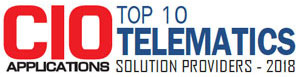 Top 10 Companies Providing Telematics Solution  - 2018