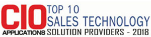 Top 10 Companies Providing Sales Technology Solution  - 2018