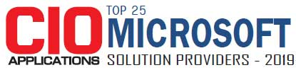 Top 25 Microsoft Solution Companies - 2019
