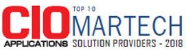 Top 10 Companies Providing MarTech Solution  - 2018