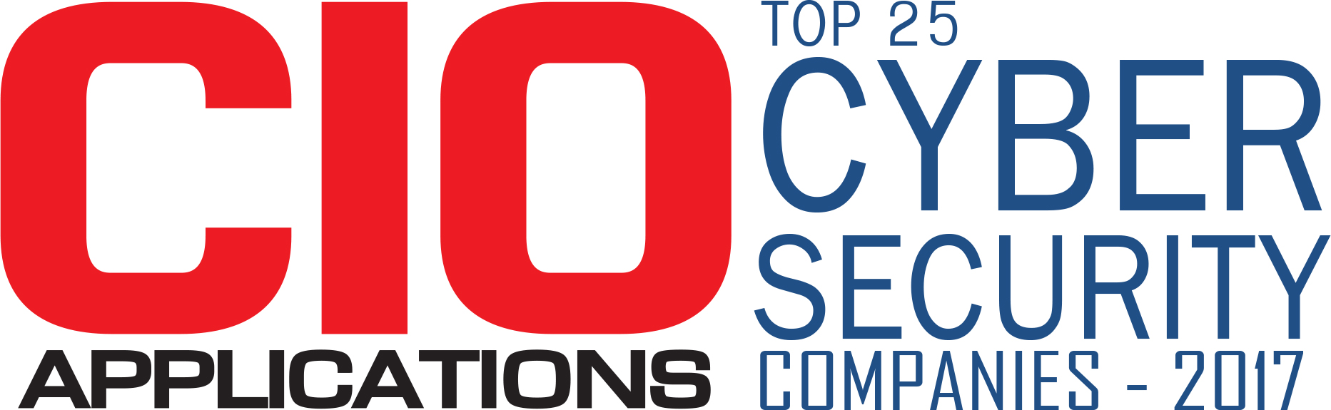 Top 25 Cyber Security Companies - 2017