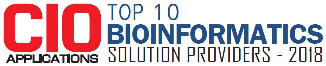 Top 10 Companies Providing Bioinformatics Solution - 2018