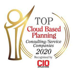 Top 10 Cloud Based Planning Consulting/Service Companies – 2020